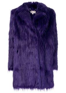 MICHAEL Michael Kors oversized faux fur coat