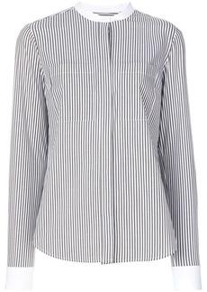 MICHAEL Michael Kors oversized striped shirt