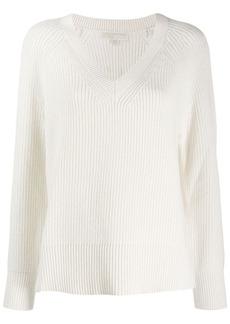 MICHAEL Michael Kors oversized v-neck sweater