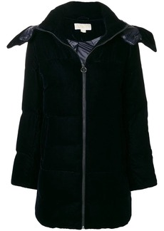 MICHAEL Michael Kors padded hooded coat