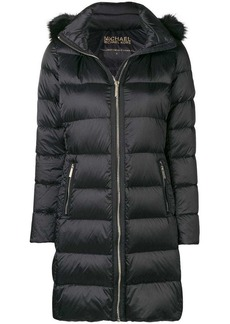 MICHAEL Michael Kors padded mid-length coat