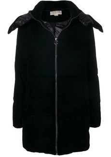 MICHAEL Michael Kors padded midi coat
