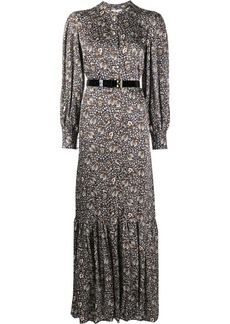 MICHAEL Michael Kors paisley maxi dress