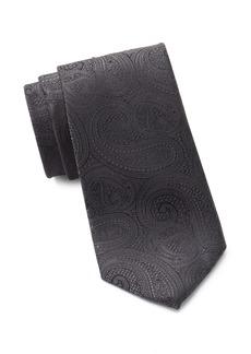 MICHAEL Michael Kors Paisley Textured Silk Tie