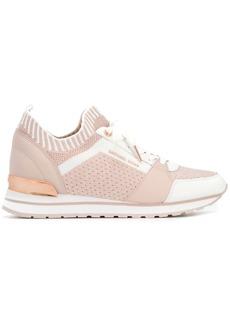 MICHAEL Michael Kors panelled sneakers