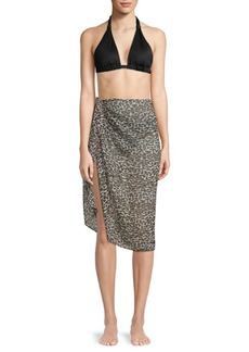 Pareo Leopard Coverup