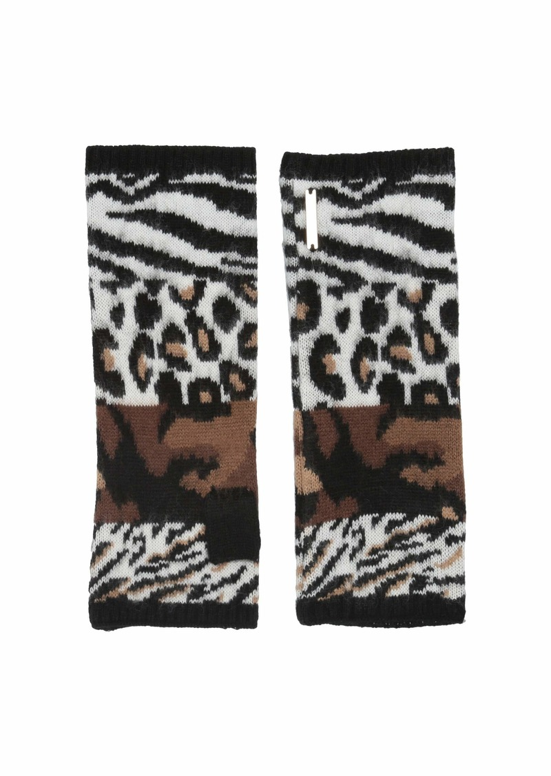 MICHAEL Michael Kors Patchwork Animal Arm Warmer