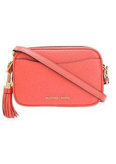 MICHAEL Michael Kors Pebbled tassel detail crossbody bag