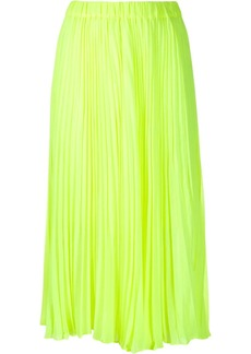 MICHAEL Michael Kors pleated mid-length skirt