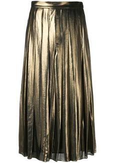 MICHAEL Michael Kors pleated midi skirt