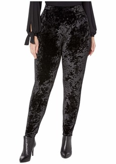 MICHAEL Michael Kors Plus Size Velvet Leggings