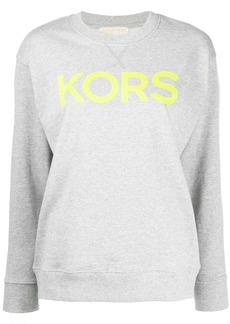 MICHAEL Michael Kors printed logo jumper