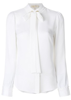 MICHAEL Michael Kors pussy bow blouse