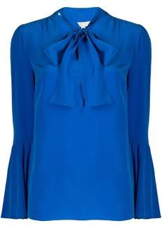 MICHAEL Michael Kors pussy bow blouse