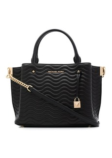 MICHAEL Michael Kors quilted logo tote