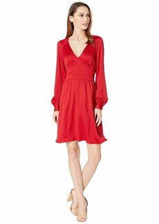 MICHAEL Michael Kors Raglan Sleeve Short Dress
