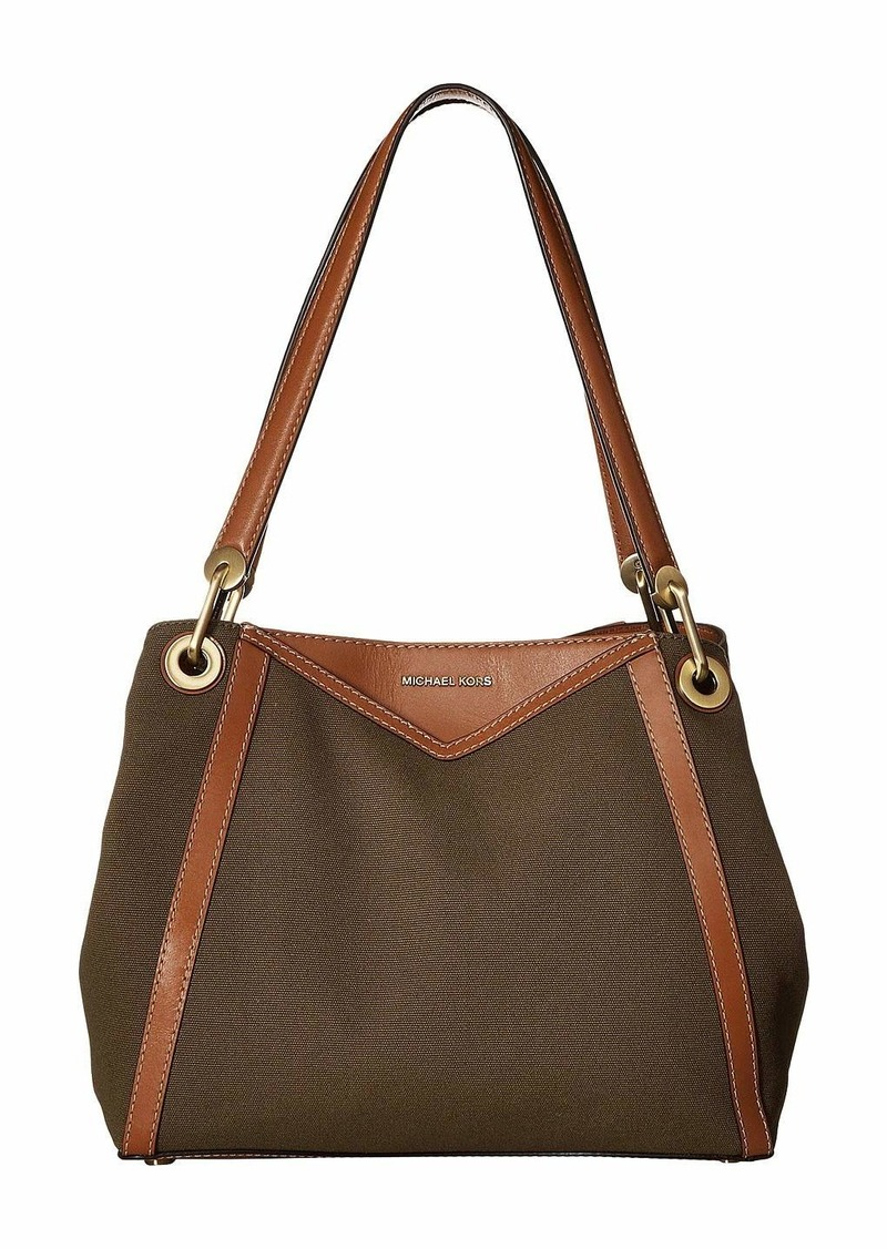 MICHAEL Michael Kors Raven Large Pocket Shoulder Tote