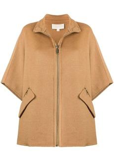 MICHAEL Michael Kors reversible cropped-sleeves jacket