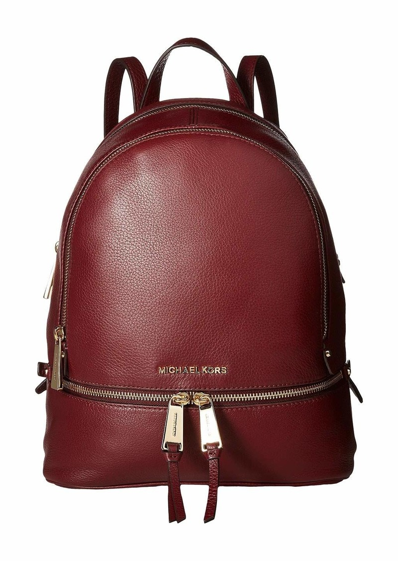 6dec9609947b MICHAEL Michael Kors Rhea Zip Medium Backpack | Handbags