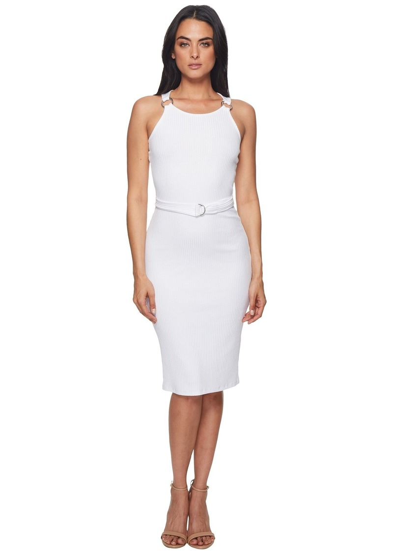 9178ec9b0da2 MICHAEL Michael Kors Rib Circle Trim Dress | Dresses
