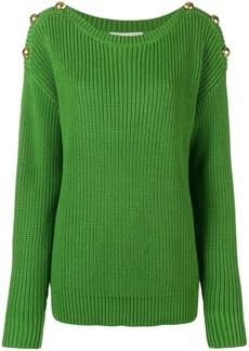 MICHAEL Michael Kors ribbed knit sweater