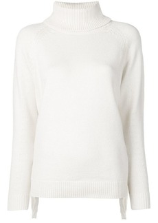 MICHAEL Michael Kors roll-neck fitted sweater