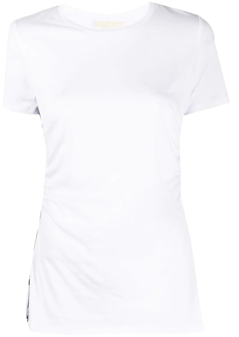 MICHAEL Michael Kors ruched T-shirt