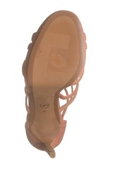 MICHAEL Michael Kors Sandra Suede Platform Sandal