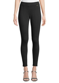 MICHAEL Michael Kors Seamed Ponte Leggings