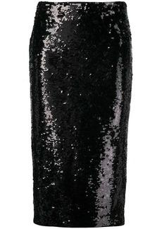 MICHAEL Michael Kors sequin party skirt