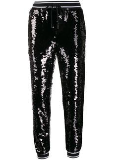 MICHAEL Michael Kors sequin track pants
