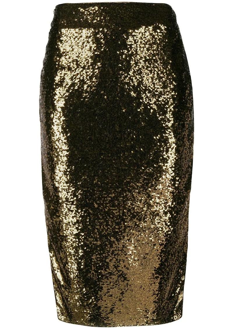 MICHAEL Michael Kors sequinned skirt
