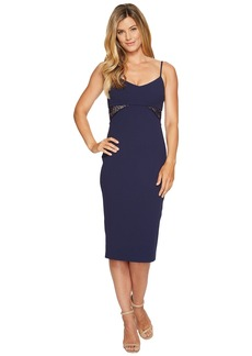 MICHAEL Michael Kors Shirred Panel Strappy Dress