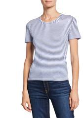 MICHAEL Michael Kors Short-Sleeve Striped Baby T-Shirt
