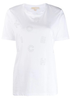 MICHAEL Michael Kors short sleeved T-shirt