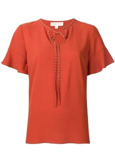 MICHAEL Michael Kors shortsleeved blouse