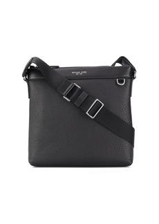 MICHAEL Michael Kors Greyson pebbled style messenger bag
