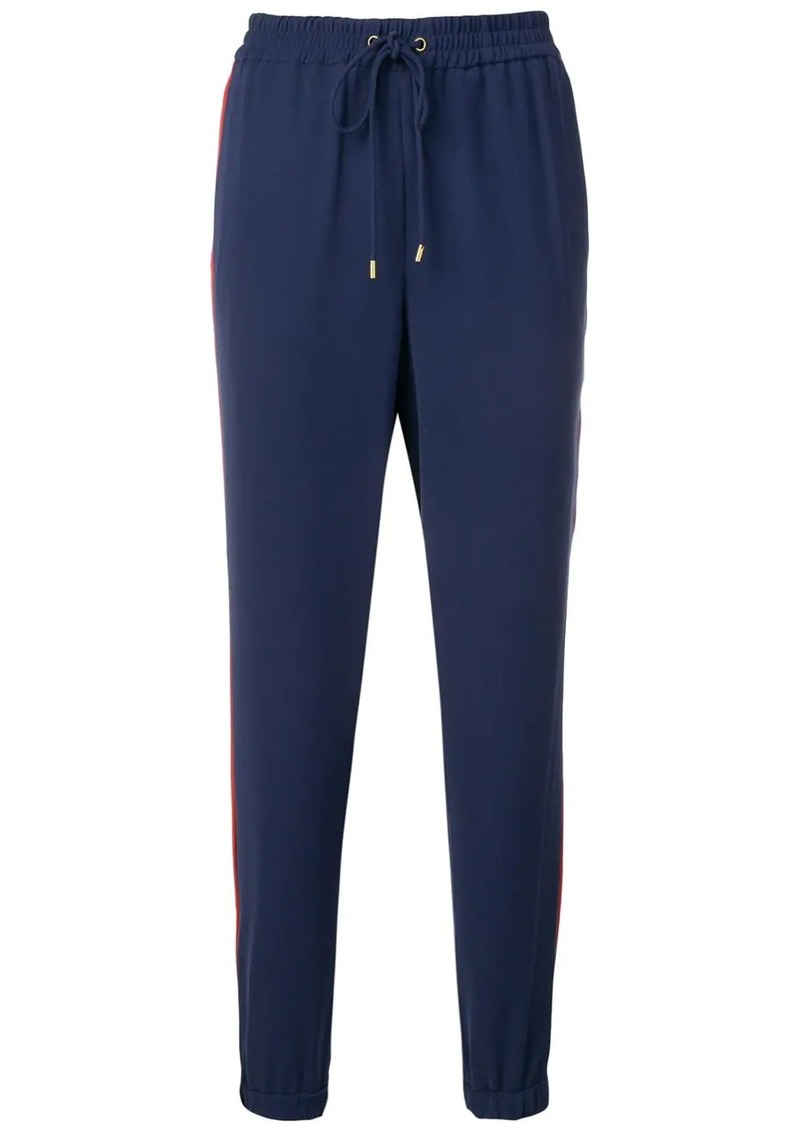 MICHAEL Michael Kors side stripe jogging trousers
