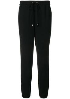 MICHAEL Michael Kors side striped trousers