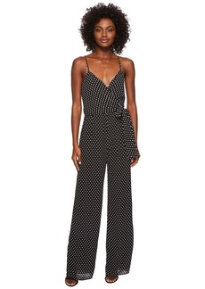 MICHAEL Michael Kors Simple Dot Jumpsuit