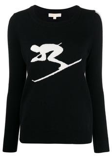 MICHAEL Michael Kors skiing man jumper