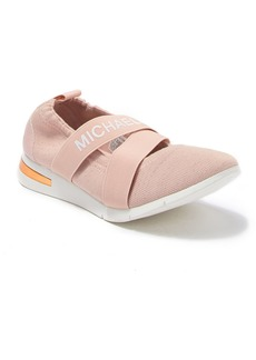 MICHAEL Michael Kors Skim Tracy Logo Crossover Flat (Toddler, Little Kid, & Big Kid)