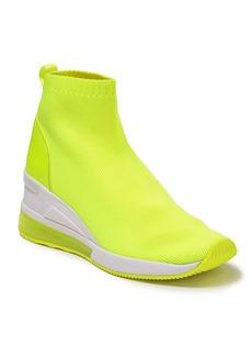 MICHAEL Michael Kors Skylar Knit Sock High-Top Sneaker