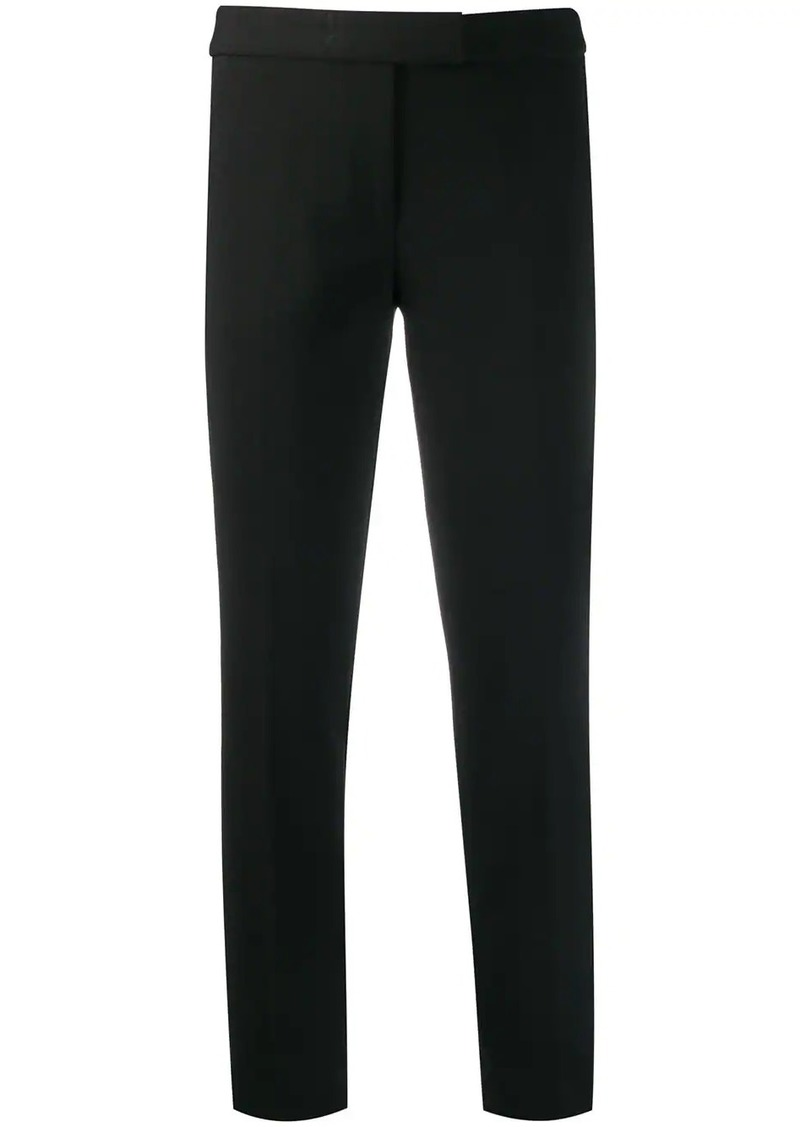 MICHAEL Michael Kors slim fit cropped trousers