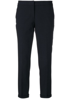 MICHAEL Michael Kors slim-fit cropped trousers