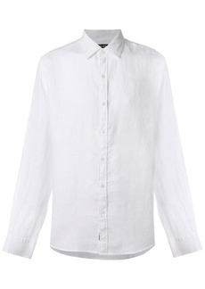 MICHAEL Michael Kors slim-fit linen shirt