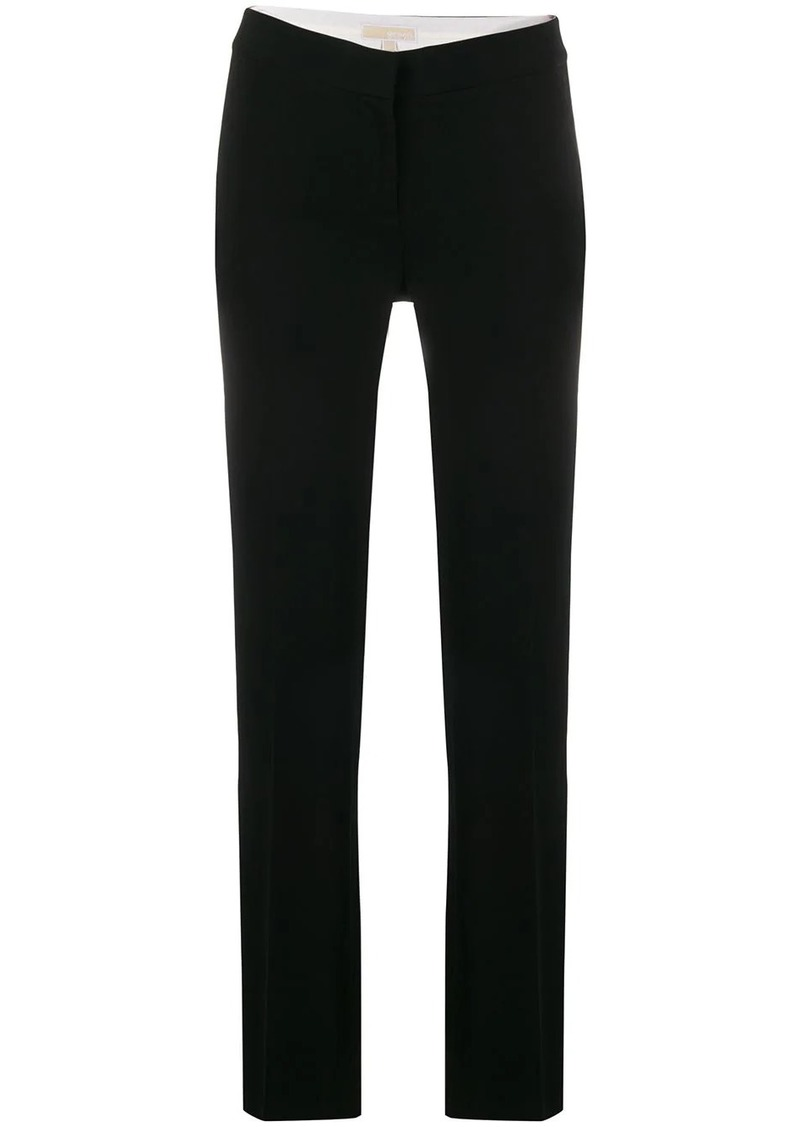 MICHAEL Michael Kors slim fit tailored trousers