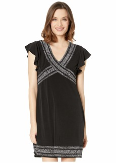 MICHAEL Michael Kors Snake Mini Dress