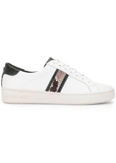 MICHAEL Michael Kors snakeskin-print sneakers