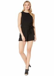 MICHAEL Michael Kors Snap Short Jumpsuit